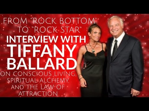 Best-Selling Author Tiffany Tee Ballard on Overcoming Adversity, Conscious Living, and The LOA