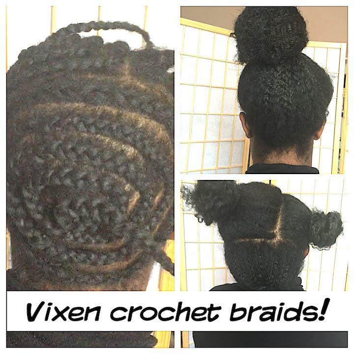 How To Install 3 Way Part Invisible Vixen Crochet Braids Youtube