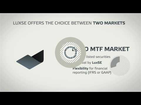 Luxembourg Stock Exchange Euro MTF market
