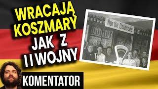 Jak za OKUPACJI Kasy TYLKO DLA NIEMCÓW w Sklepie i Poniżanie Polaków - Analiza Komentator Pieniądze