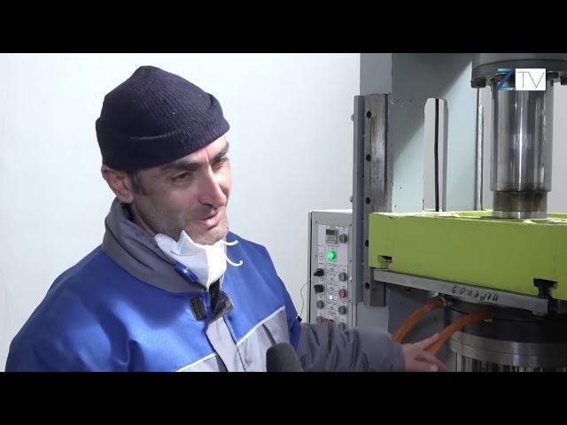 Армения - линия по производству полимерпесчаных изделий