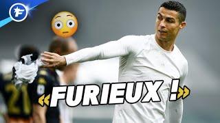 Le nouveau pétage de plombs de Cristiano Ronaldo | Revue de presse