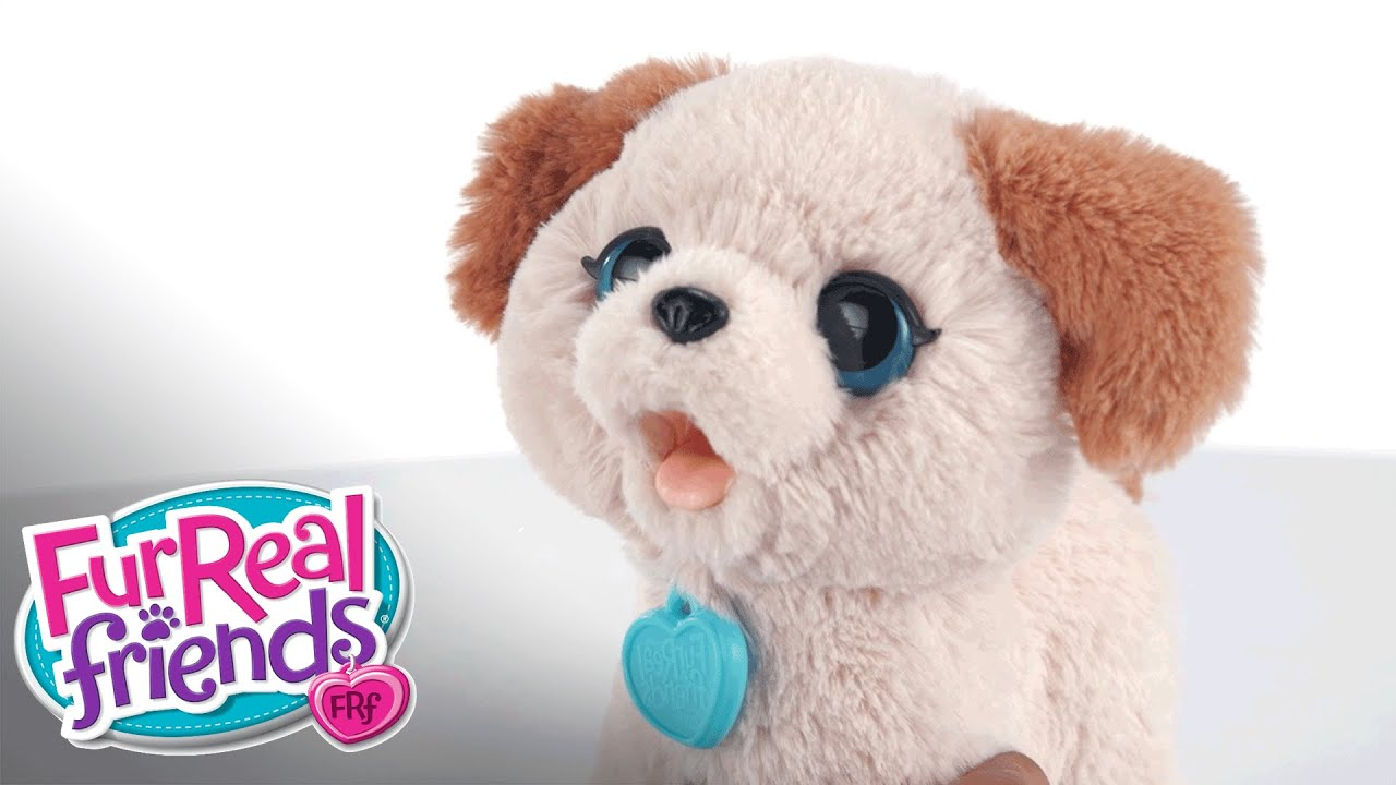 furreal friends hund hasbro