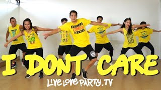 Baixar I Don't Care by Ed Sheeran x Justin Bieber | Live Love Party™ | Zumba® | Dance Fitness