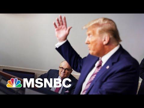 Trump Criminal Probe Investigation: What's The Latest?