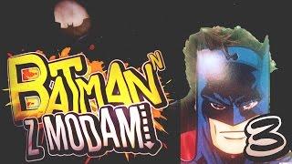 Batman z modami S2 #3 | KONKURS + Zbieramy materiały na dom! | Drollercaster World