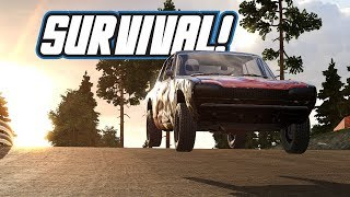 Wreckfest: Survival! (Career Playthrough Part 3)
