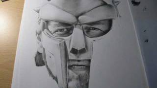 Pencil portrait - Russell Crowe - Gladiator - Maximus