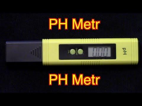 PH Метр - Обзор и Большой Тест Воды!