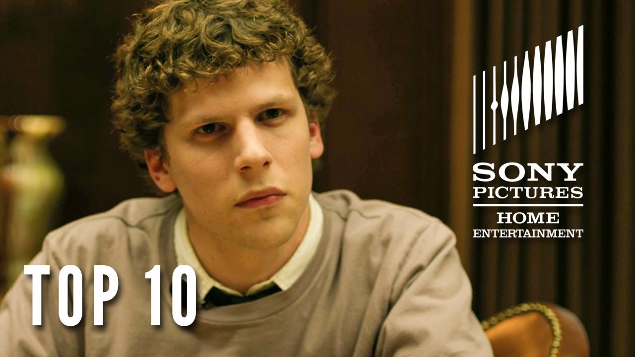 Download Top 10 PIVOTAL Moments from The Social Network (2010)