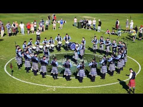 Western Australia Police Pipe Band, Grade 1 Medley, Australian Pipe Band Championships 2016