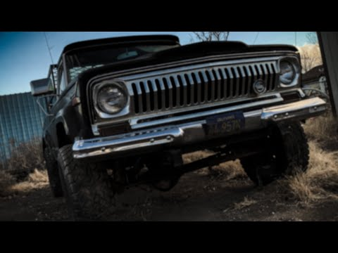 An introduction to the Jeep J20 project