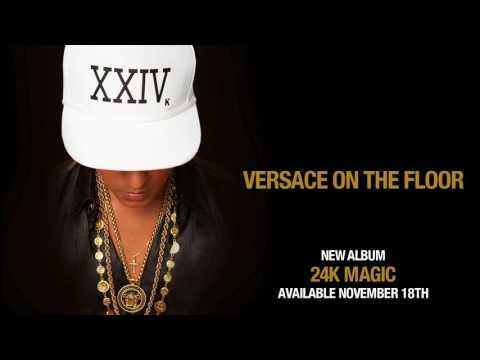 Bruno Mars-Versace on The Floor (download)