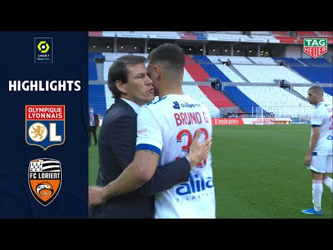 Lyon Lorient Goals And Highlights