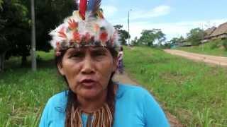"""Testimonio de madre indígena kichwa: """"Hasta cuando..."""""""