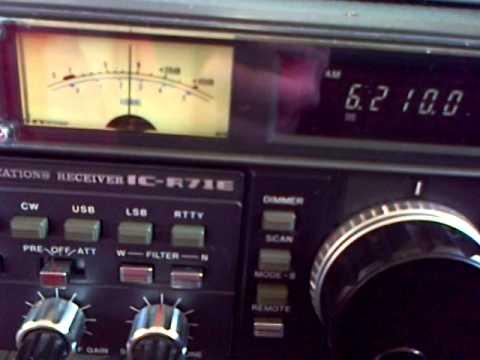 Sluwe Vos radio Netherlands Shortwave
