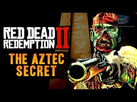 Red Dead Redemption 2 Easter Egg #6 - Undead Nightmare Secrets