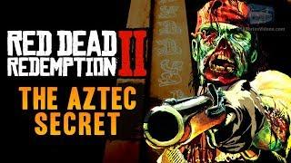 Red Dead Redemption 2 Easter Egg #6 - Undead Nightmare Secrets Video