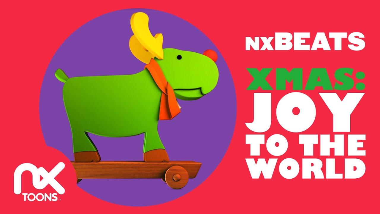 Joy to the World (Lyrics)   Kids Christmas Song & Carol   nxBEATS Video - YouTube