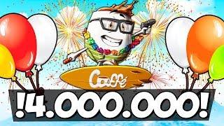 НАС 4.000.000! ПРАЗДНИЧНЫЙ СТРИМ! ПОТЕЕМ И УГАРАЕМ В GTA 5 И PUBG ( СТРИМ )