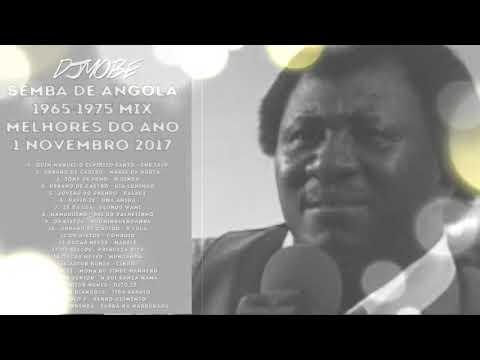 Semba Mix de Angola 1965 1975 Melhores dos Tempos - DjMobe