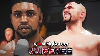 THE CONTROVERSY CONTINUES... | WWE 2K19 MyCareer Universe Ep #2
