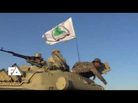Defence News The Battle of Samarra  Iraqi Armed Forces against ISIS   Part 1