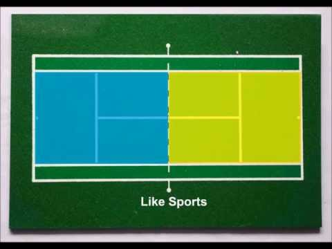 Tennis Rules and Scoring