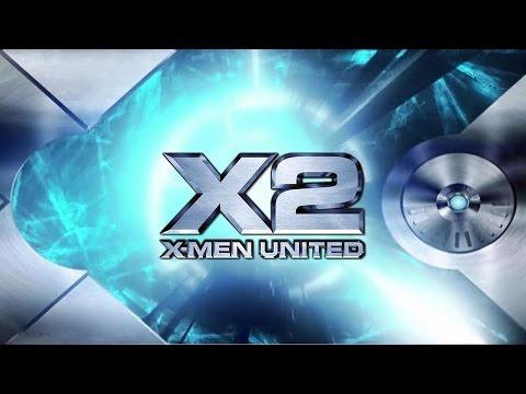 X2 / X-MEN: United theme (live-action scenes 1080p)