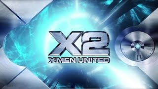 X2 / X-MEN: United theme (live-action scenes 1080p)