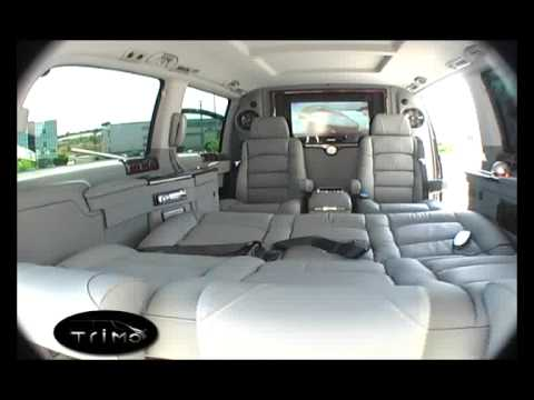 Mercedes Vito Viano Mobile Office Youtube