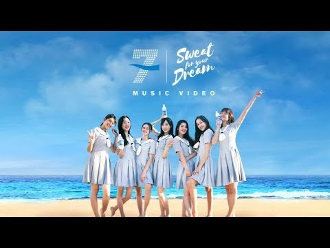 Pocari 7 - Sweat For Your Dream (Music Video)