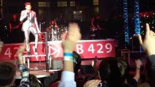 Building 429-Where I Belong (Live at Liberty Winterfest 2013)