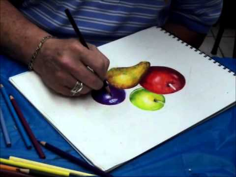 fruit---speed-drawing