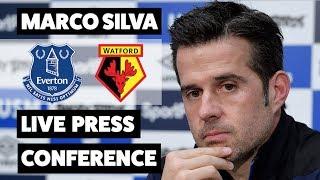 Download Video MARCO SILVA ON FACING HIS FORMER CLUB | EVERTON V WATFORD PRESS CONFERENCE MP3 3GP MP4
