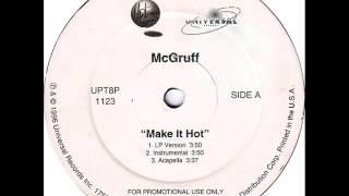 McGruff - Make It Hot (LP Version)