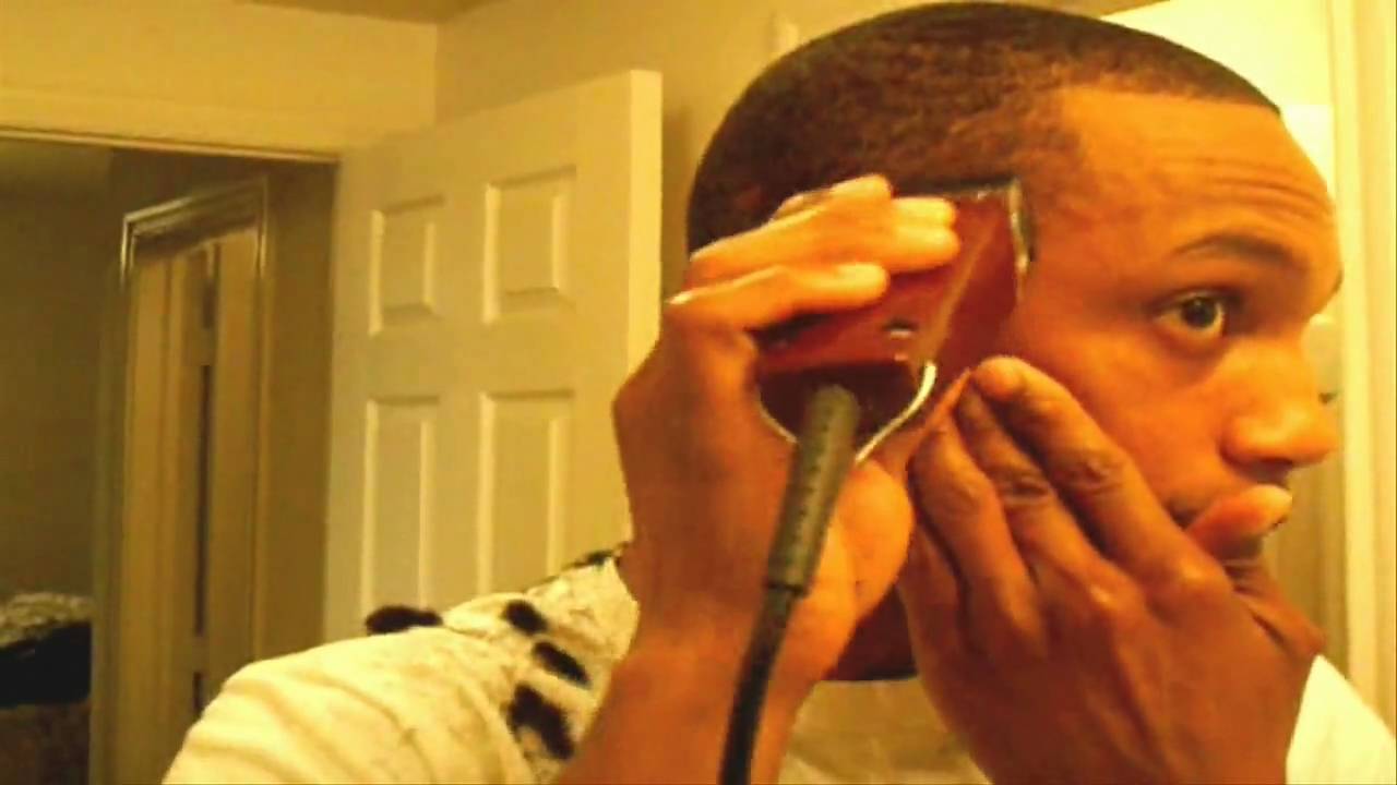 How to Cut your own hair for African American men « Hairstyling