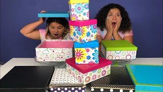 Don't Choose the Wrong Mystery Slime Box Slime Challenge