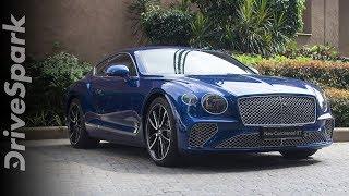 New Bentley Continental GT In Bangalore: Walkaround, Specs, Features & Price