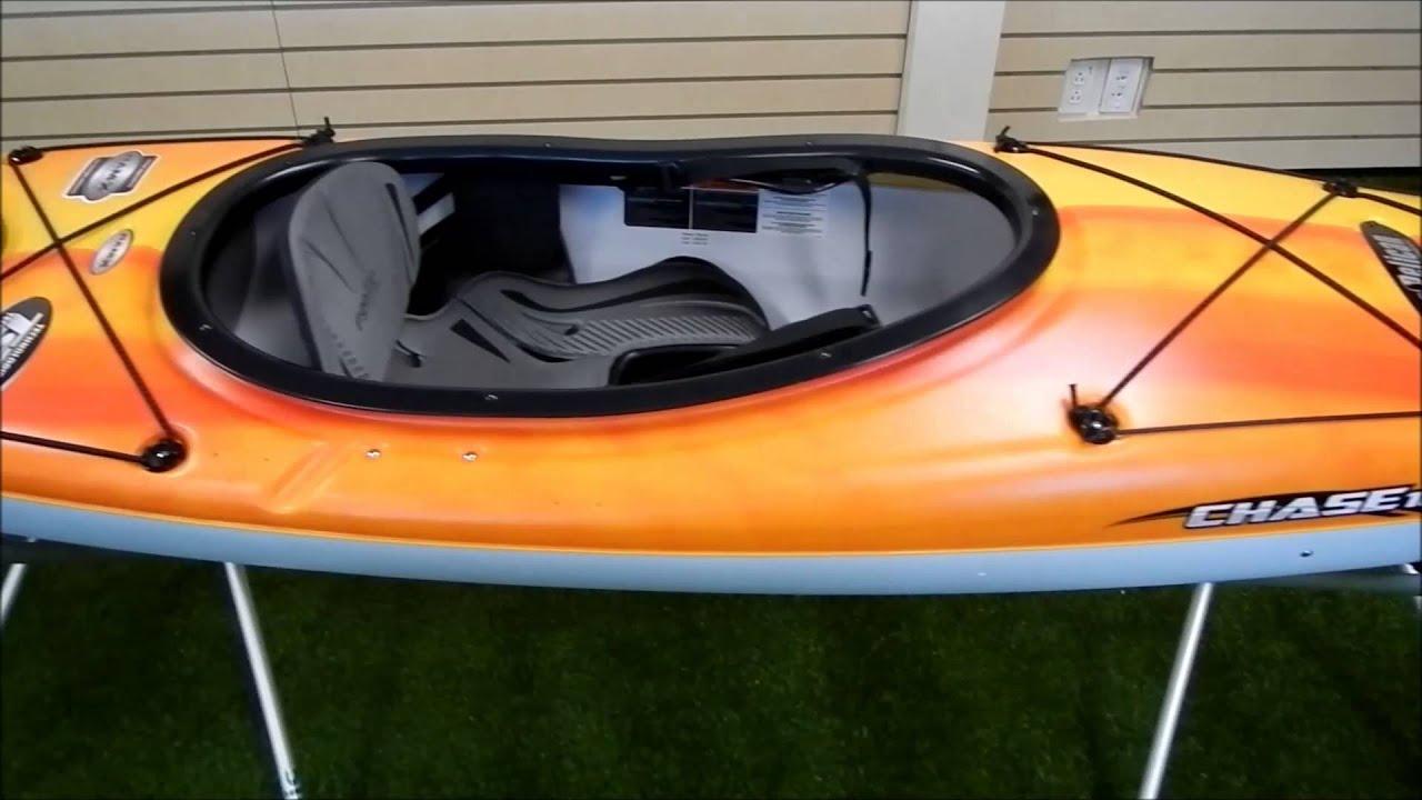 Pelican Chase 120 Kayak Youtube