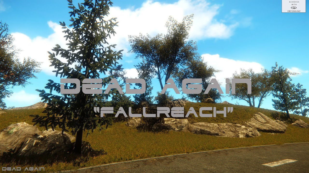 Desecrated fallreach world design trailer 1 for Cryengine 3 architecture