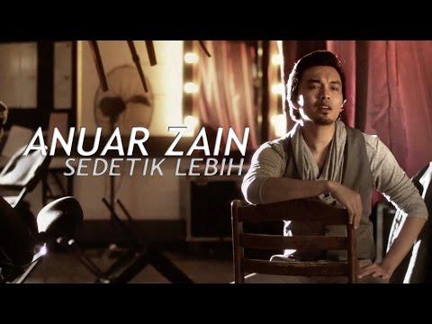 Sedetik Lebih - Anuar Zain (Official Music Video) OST Hikayat Merong Mahawangsa