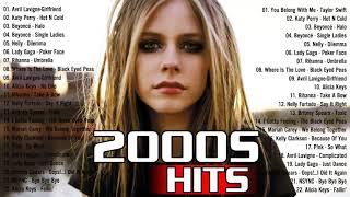 Best Music 2000 to 2021  | Rihanna, Eminem, Katy Perry, Nelly, Avril Lavigne, Lady Gaga