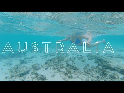 AUSTRALIA VLOG - РАЙ НА ЗЕМЛЕ | МОЙ ОТПУСК | ЧАСТЬ 1