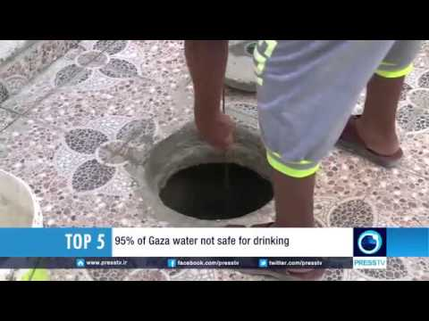 7213 governance 002 aqua Press TV 95% of Gaza waters not safe for drinking 00 20