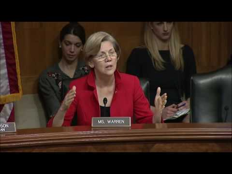 Sen  Warren Presses FDA to Protect Consumers from Unintentional Prescription Overdoses
