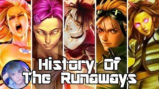 History of The Runaways
