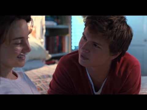 """The Fault In Our Stars - """"Friends."""" (Deleted & Extended Scene)"""