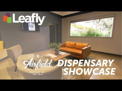 Dispensary Showcase: Airfield Supply Co. in San Jose, California