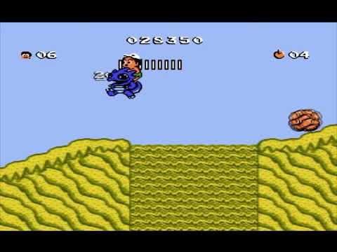 Adventure Island III NES прохождение Остров приключений 3 денди [052]